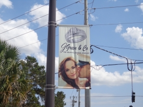 Pole Banner Install (7)