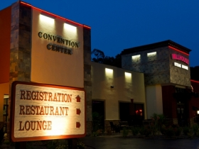 Directional Signs, LED Striping, Formed Letters, and Channel Letters