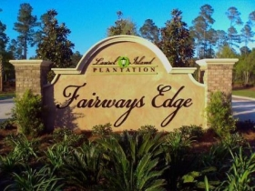 fairways edge monument