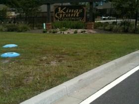 Kings Grant Entrance
