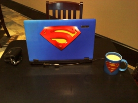 Computer Wrap Laptop
