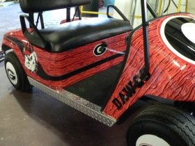 Golf Cart GA bulldogs (11)