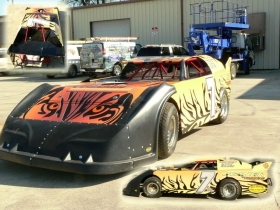 Joiner Race Car